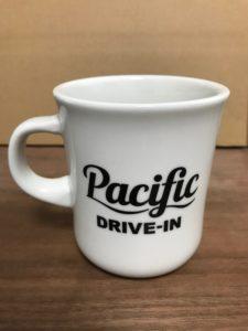 【マグカップ】パシフィックドライブイン(Pacific DRIVE-IN)